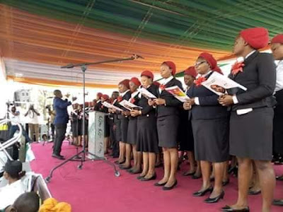 Akwa Ibom Government House Choir