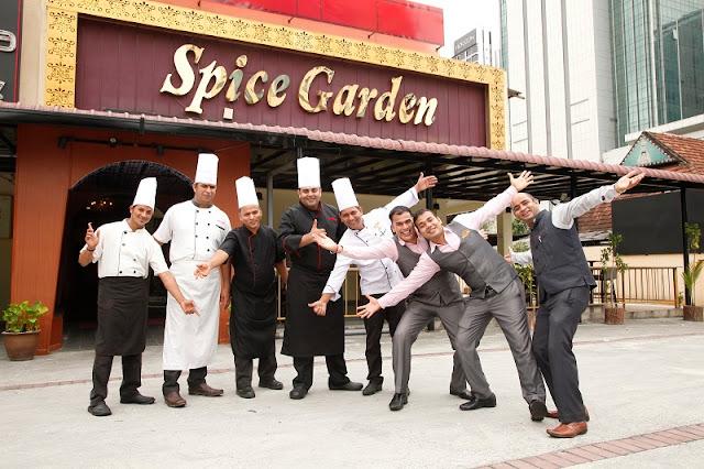 MIGF 2018 - Spice Garden Chef Team - No 2, Jalan Delima, Kuala Lumpur