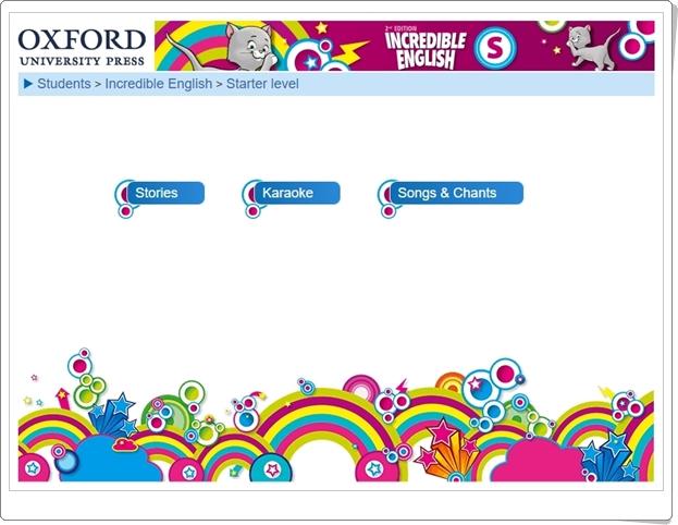 """""""Incredible English"""". Inglés de Educación Primaria. """"Start level"""". Editorial Oxford."""
