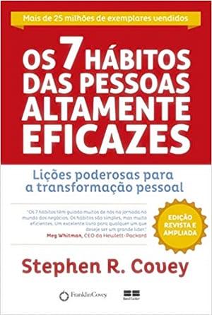 livro 7 hábitos das pessoas altamente eficazes