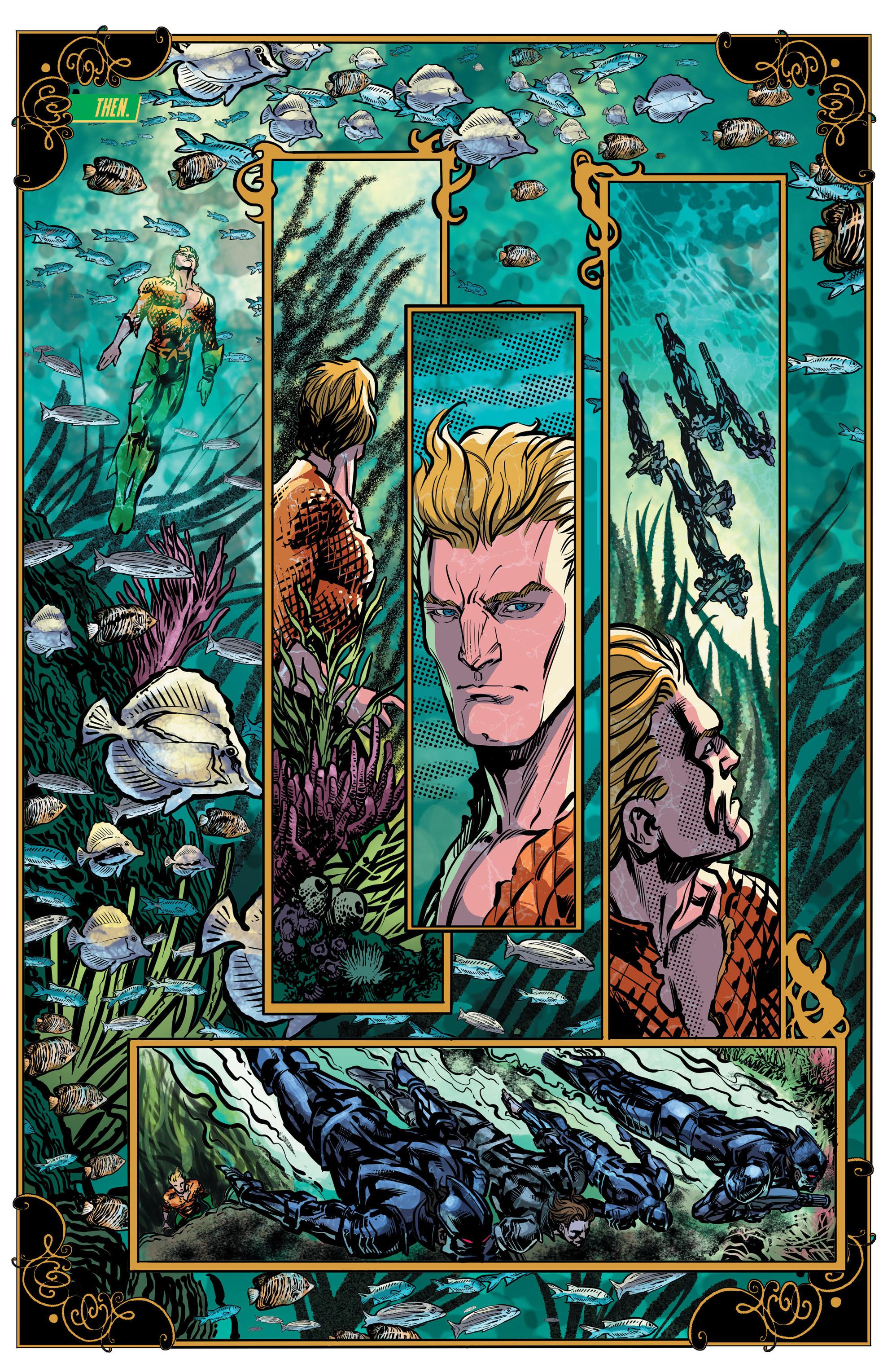 Read online Aquaman (2011) comic -  Issue #43 - 9