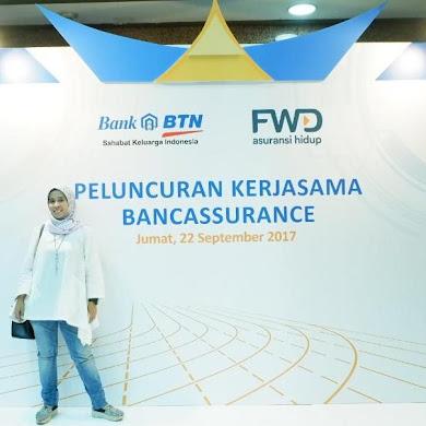 Kerjasama Bancassurance FWD Life dan Bank BTN