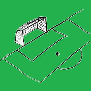 porteria futbol