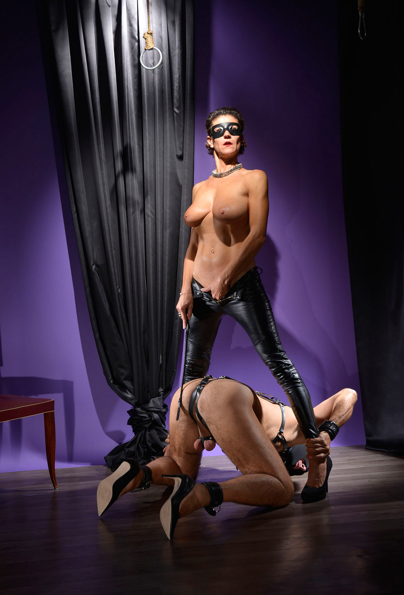 Femdom Fetish Sluts Dress Up Humiliation - Free Porn