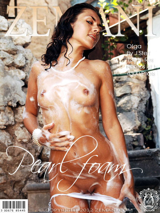 Zeman8-14 Olga - Pearl foam 03100