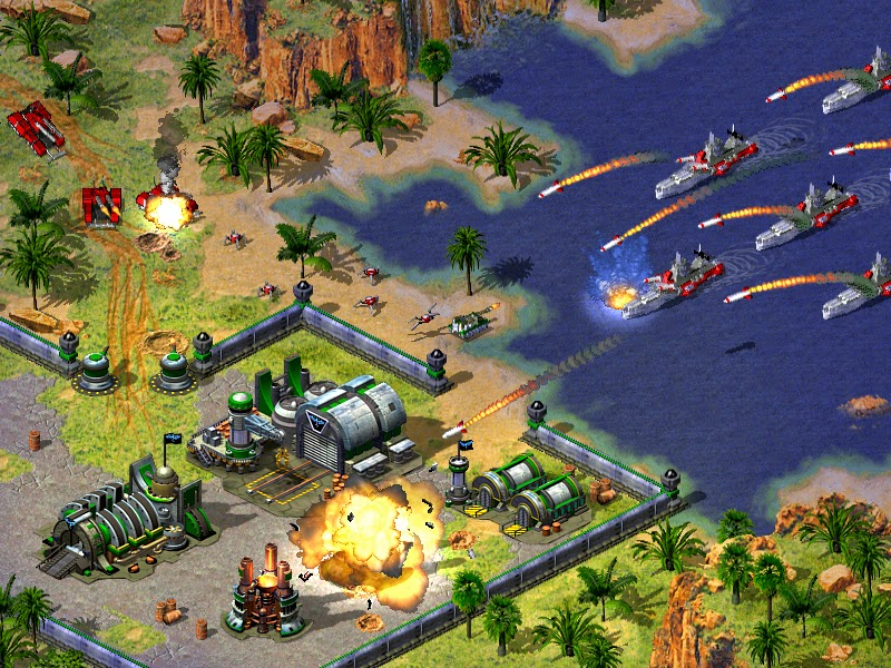 Solusi Game Red Alert 2 Berjalan Lambat di Windows 8