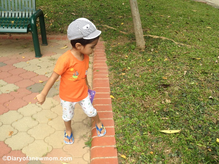 Outdoor Activities with My Toddler