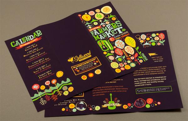 mẫu in brochure 3 mặt