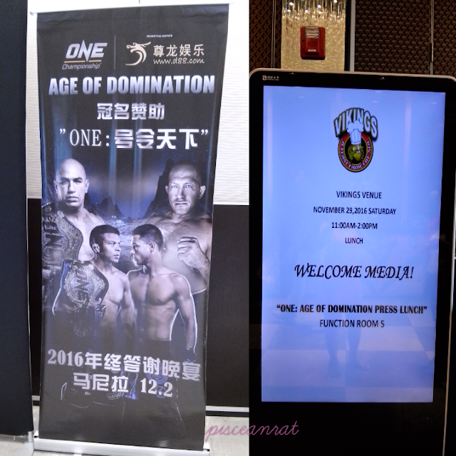 ONE Championship: Age of Domination