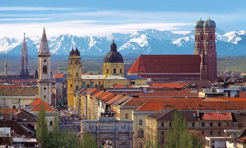 principais pontos turísticos da Alemanha - munique
