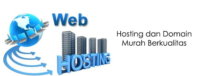 layanan domain murah dan hosting berkualitas