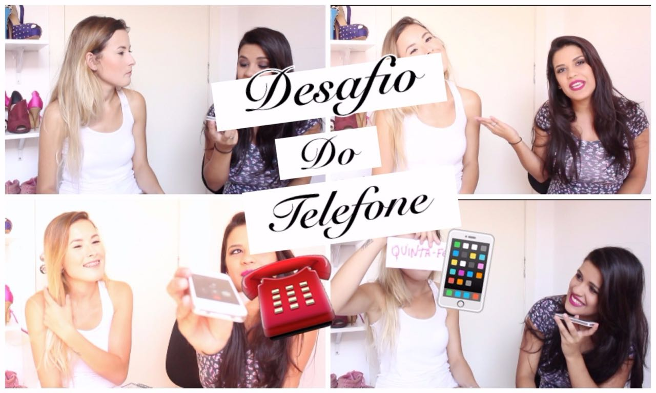 Desafio do Telefone-Ally Arruda