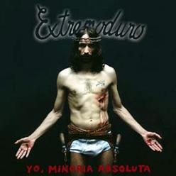 Portada del disco de Extremoduro 'Yo, minoría absoluta'