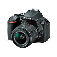 Kredit Nikon D5500 18-55mm