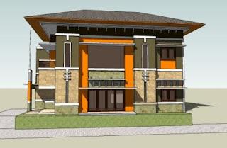 motivasi bisnis: desain rumah minimalis modern