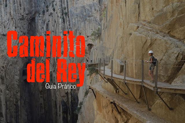Visitar o Caminito del Rey, Espanha