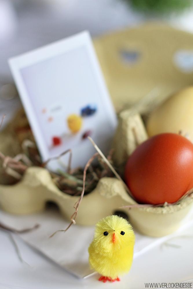 Deko für Ostern