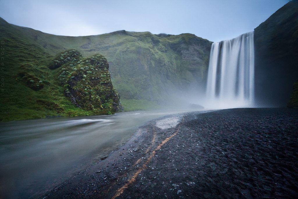 17. Skógafoss - Skógar (Rte 1) - Iceland