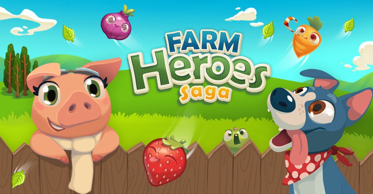 Download Farm Heroes Saga APK for Android - free - latest ...