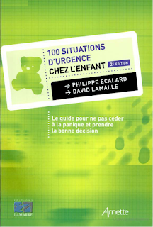 100 situations d'urgence chez l'enfant Livre de David Lamalle et Philippe Ecalard 1