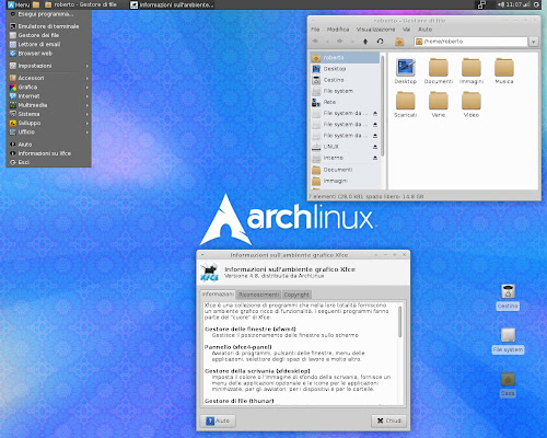 How to install XFCE on Arch Linux | LinuxTechCrunch | Linux