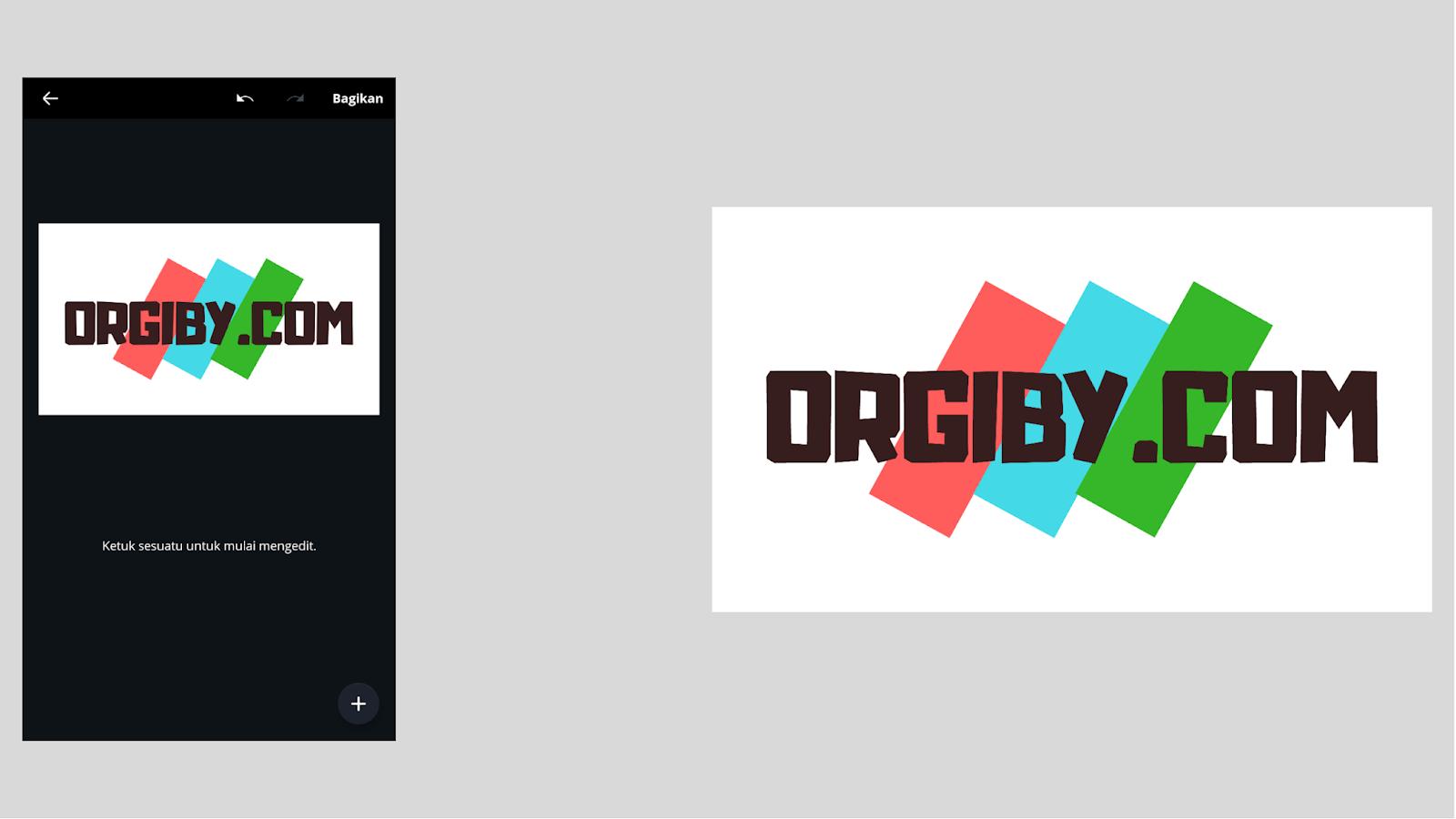 2 Aplikasi Smartphone Pembuat Logo Terbaik Dan Mudah Digunakan