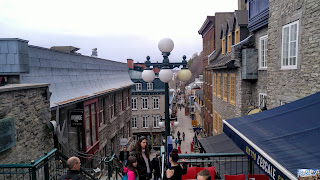 Canada Québec Vielle ville