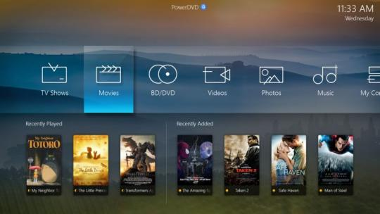 CyberLink PowerDVD (Software Pemutar Video DVD & Bluray)