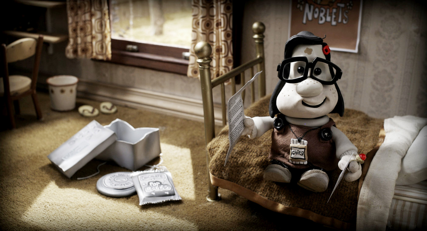 Cinefilos Del Mundo 10 Cosas Que No Sabias De Mary And Max