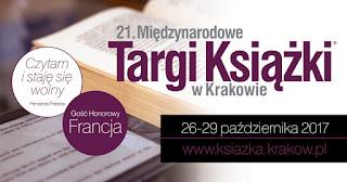 Międzynarodowe Targi Książki Kraków 2017