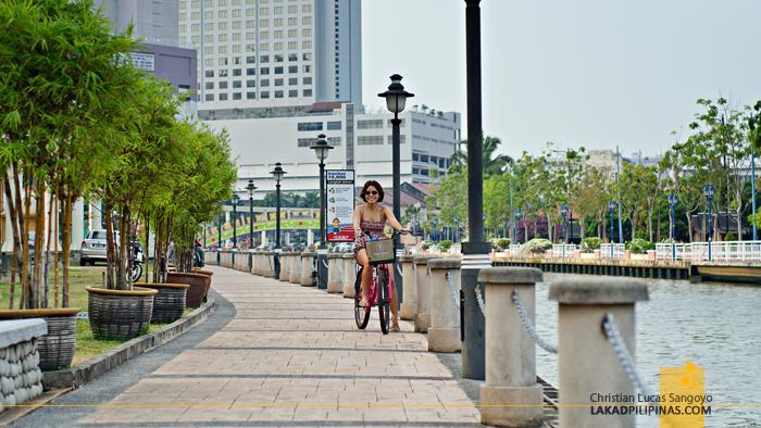 Melaka River Biking
