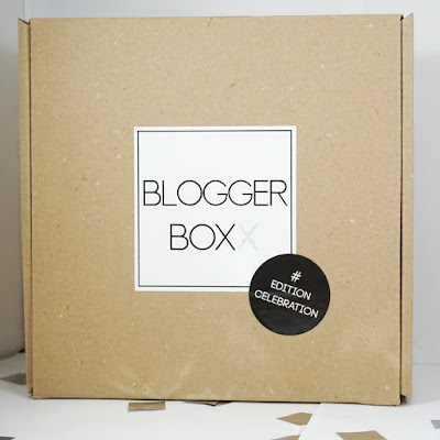 Beautybox Bloggerboxx Celebration Edition