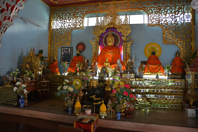 Wat Chong Kham Mae Hong Son