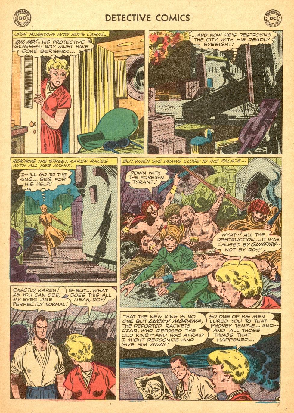 Detective Comics (1937) 284 Page 21