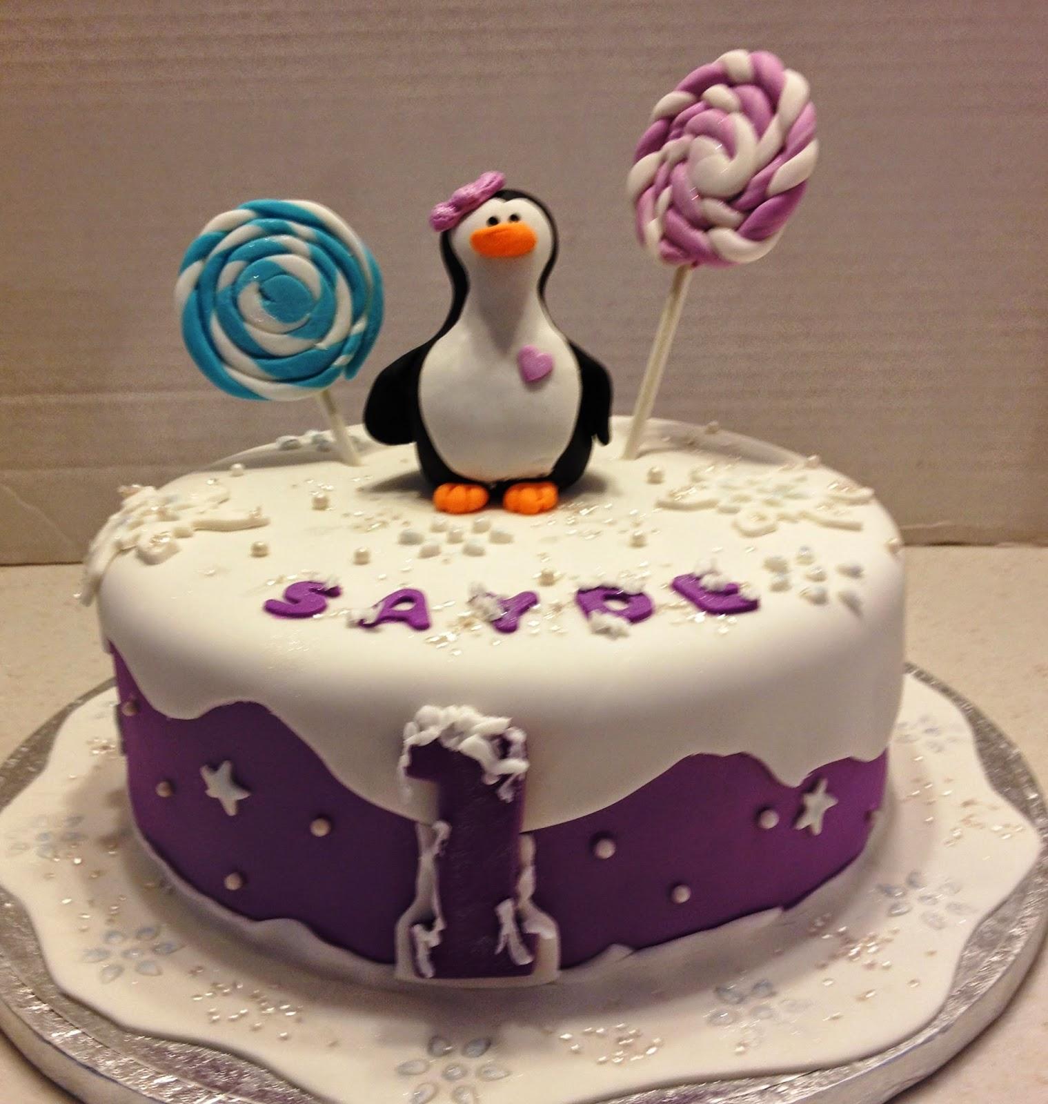 MaryMel Cakes: December double birthdays