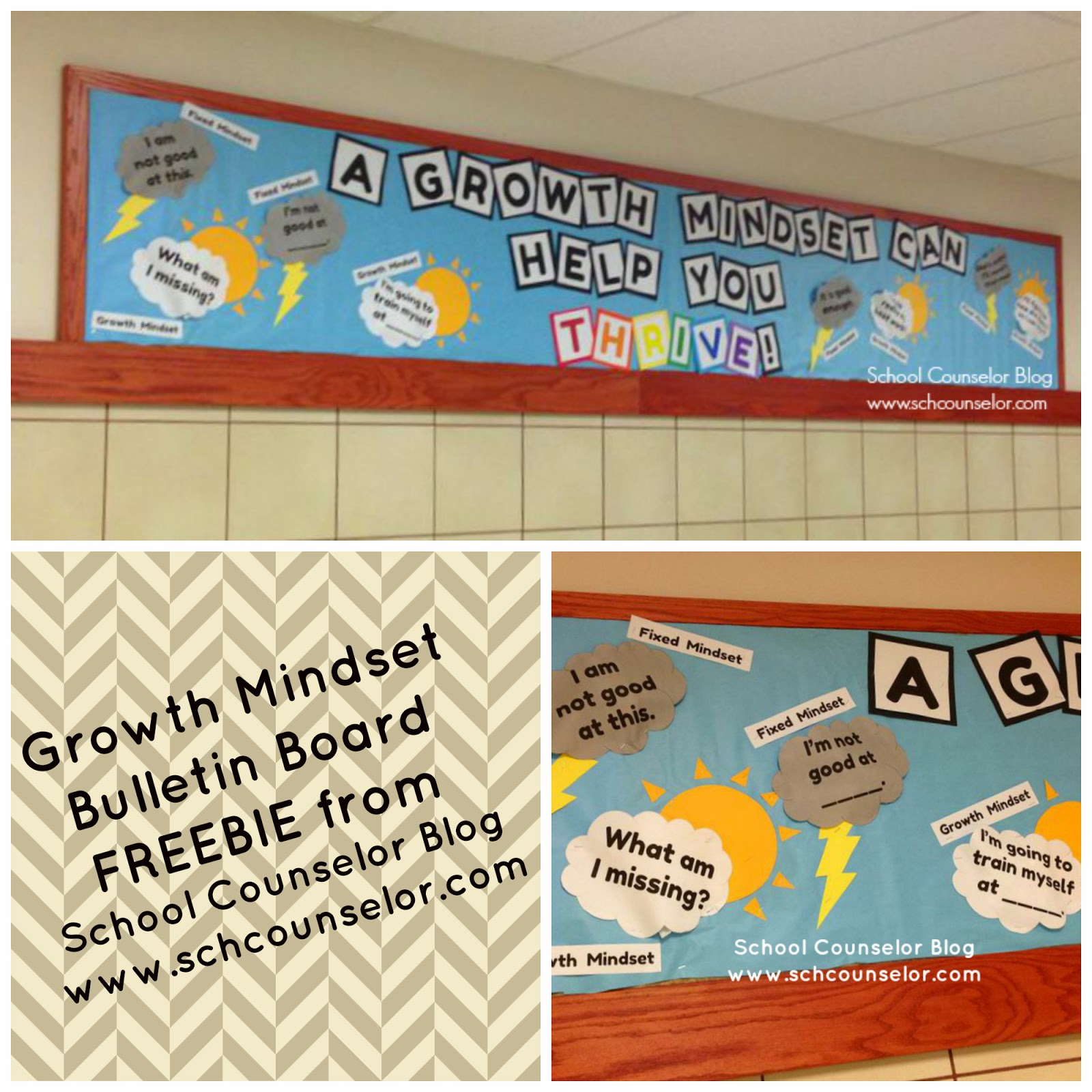 School Counselor Blog: A Growth Mindset Can Help You ...