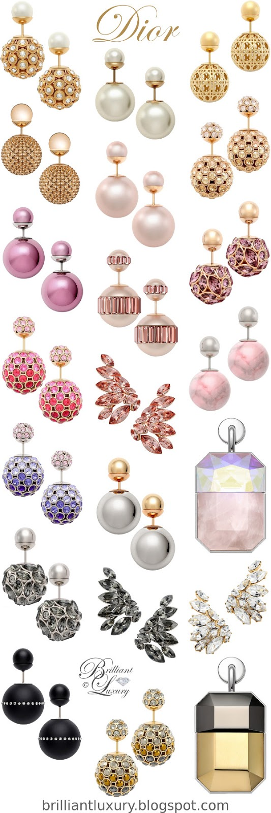 Brilliant Luxury ♦ Dior Jewelry Collection 2015 ~ Part II
