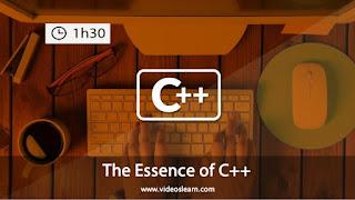 The Essence of C++