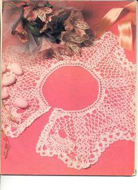 Crochet Patterns Lace Collars Crochet Patterns Only