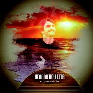 """HERNAN BOLLETTA presenta su nuevo disco """"Al costado del sol"""" en el Teatro Sony"""