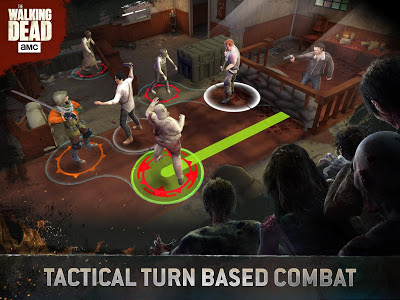 The Walking Dead No Mans Land v2.2.1.8 Mod Apk (High Damage)