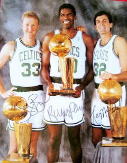 d717928e Era la temporada 1986-1987 y con ellas llegaban las últimas finales de los  Boston de Larry Bird, un equipo que era joven al comenzar la década pero  que cada ...