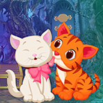 Games4king Cute Friends Rescue Walkthrough