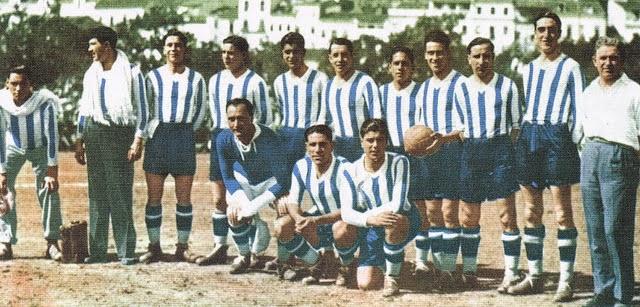 A questão é simples e fácil de entender. Entre 1922 e 1938 realizou-se o  Campeonato de Portugal. Era um torneio inspirado na Copa del Rey espanhola 8bfda0286b2b0