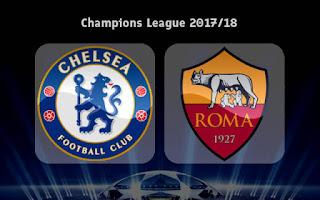 مشاهدة مباراة تشيلسي وروما Chelsea vs Roma في تشامبيونزليج 2017-2018 مباشرة اليوم علي قناة بي أن سبورت HD2