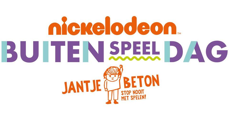 For Buitenspeeldag  Nickelodeon And Jantje Beton Are Inviting Everyone To Help Make The Netherlands One Big Playground And To Organise And Register