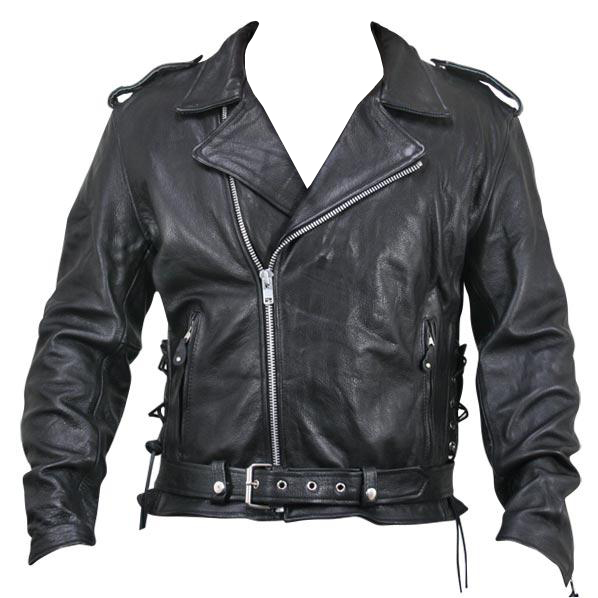Bikers Leather Jacket 57