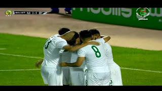 مشاهدة مباراة الجزائر والسيشل بث مباشر على الجوال و يوتيوب اليوم الخميس 2-6-2016