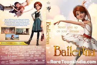 Ballerina (2016) Dual Audio [Hindi-English] Download [720p HD] 1
