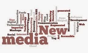 Celotehan Mahasiswa: New Media (Media Baru)